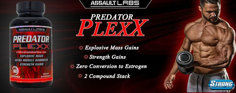 Predator plexx at strongsupplementshop.com