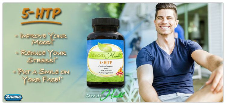 5-HTP by Absorb Health at Strong Supplement Shop