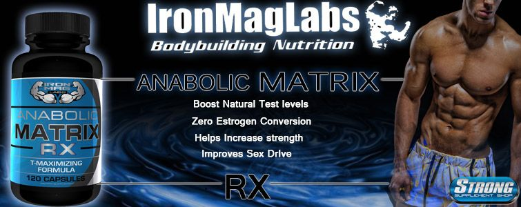 anabolic matrix by ironmaglabs @ strongsupplementshop.com
