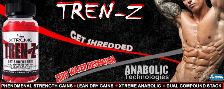 Tren-Z by anabolic technologies at strongsupplementshop.com
