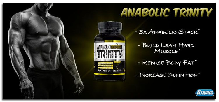 Anabolic Trinity Exclusively available at StrongSupplementShop.com