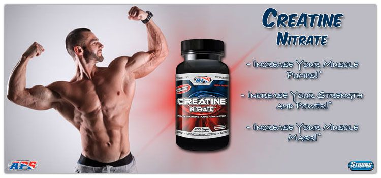 Creatine Nitrate by APS Nutrition at Strong Supplement Shop.