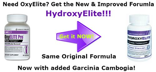 Get HydroxyElite the ultimate replacement to OxyElite at StrongSupplementShop.com