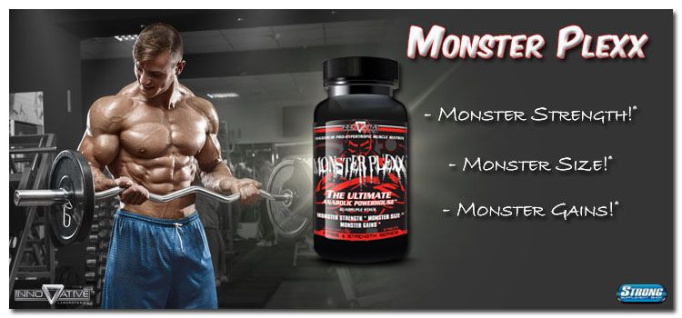 Monster Plexx by Innovative Labs at Strong Supplement Shop.com