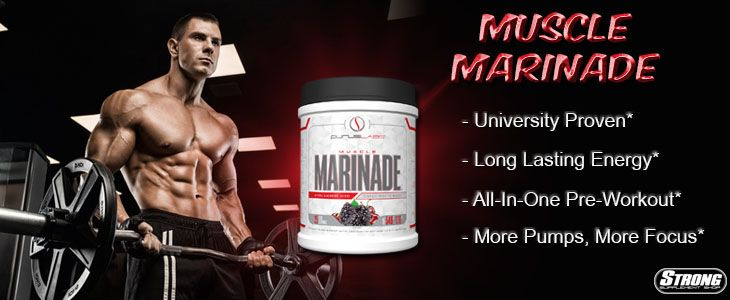 Muscle Marinade by Purus Labs