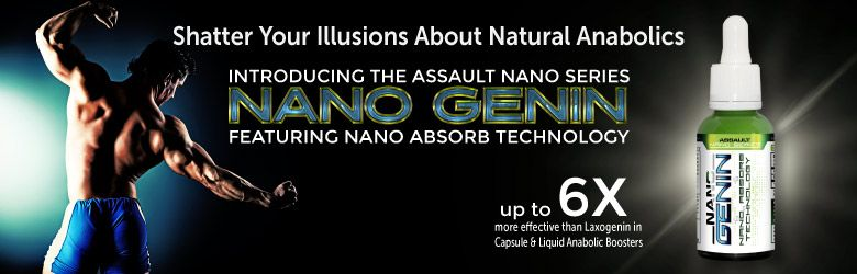 Nano Genin by Assault Nano Series Exclusively available @ StrongSupplementShop.com