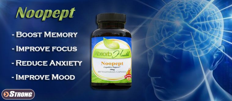 Noopept XT by SNS @ www.strongsupplementshop.com