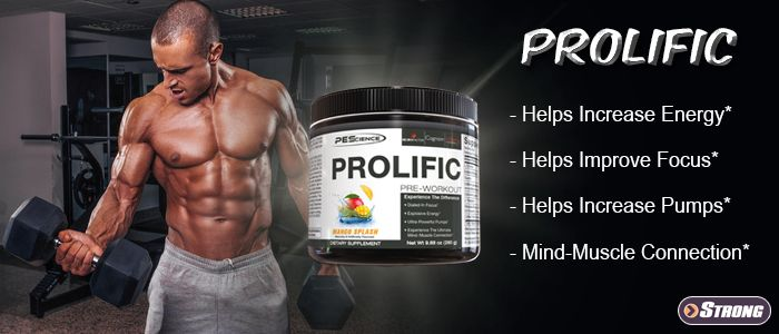 Prolific by PEScience