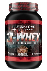 3-Whey by Blackstone Labs