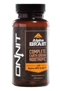 Alpha Brain by Onnit Labs