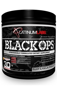 Black Ops by Platinum Labs