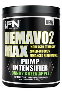 Hemavo2 Max by iForce Nutrition