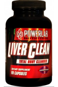 Liver-Clean by Powerlab Nutrition