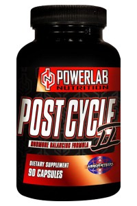 Post Cycle II by Powerlab Nutrition