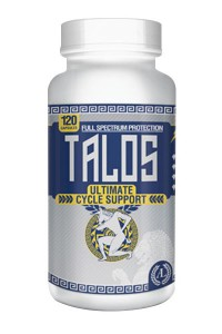 Talos Ultimate Cycle Support by Antaeus Labs