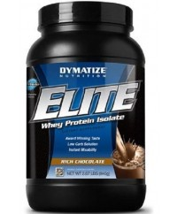 Elite Whey Protein Isolate by Dymatize Nutrition
