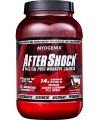 After Shock Post Workout by Myogenix