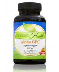 Alpha GPC by Absorb Health