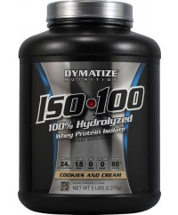 Iso 100 by Dymatize Nutrition