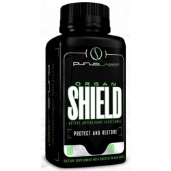 Purus Labs Purus Organ Shield, 60-Count