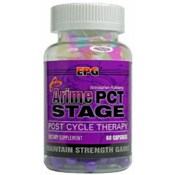 Arime PCT Stage by EPG