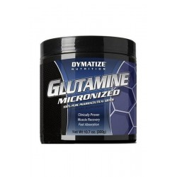 Glutamine 300 grams by Dymatize Nutrition