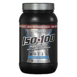 Iso 100 by Dymatize Nutrition - Vanilla 1.6 lbs