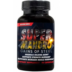 Super Mandro by Hard Rock Supplements