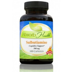Sulbutiamine by Absorb Health