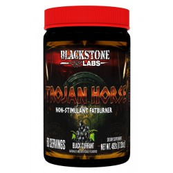Trojan Horse by Blackstone Labs - Black Currant