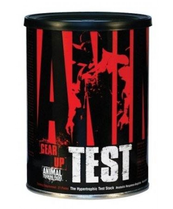 Animal Test 21 Pack by Universal Nutrition