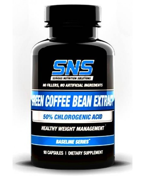 Green Coffee Bean Extract by Serious Nutrition Solutions