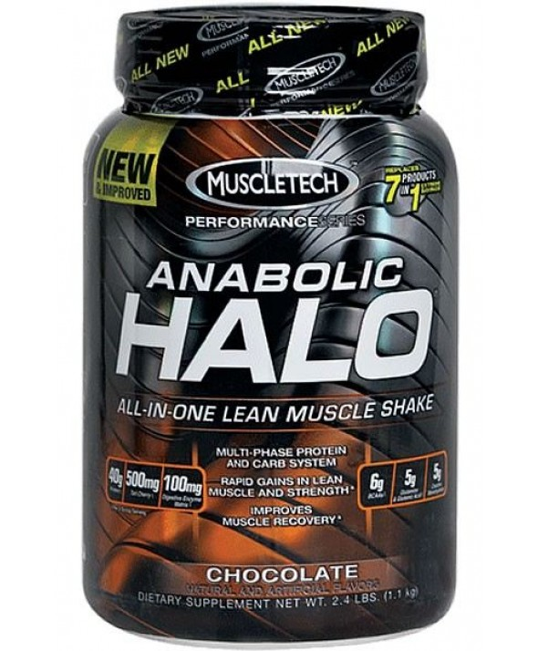 Anabolic Halo by Muscletech