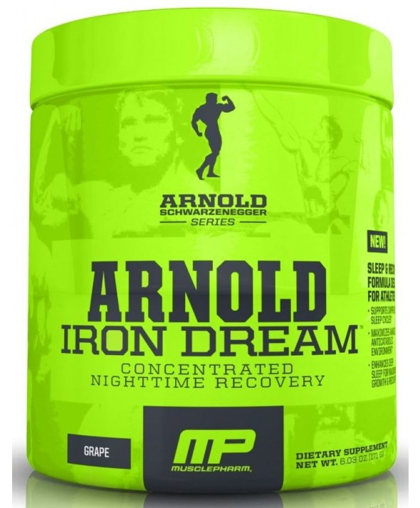 Arnold Iron Dream by MusclePharm