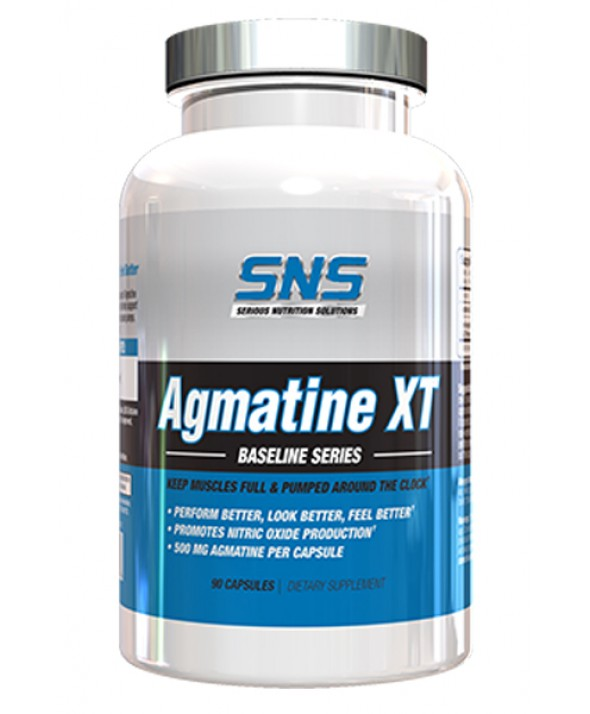 Agmatine XT by Serious Nutrition Solutions