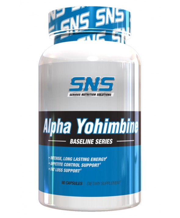 Alpha Yohimbe by SNS
