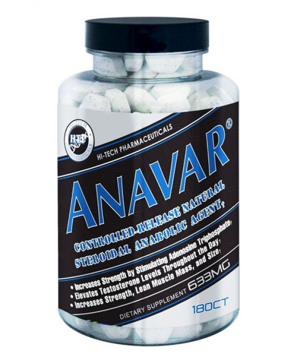 Anavar by Hi Tech Pharmaceuticals