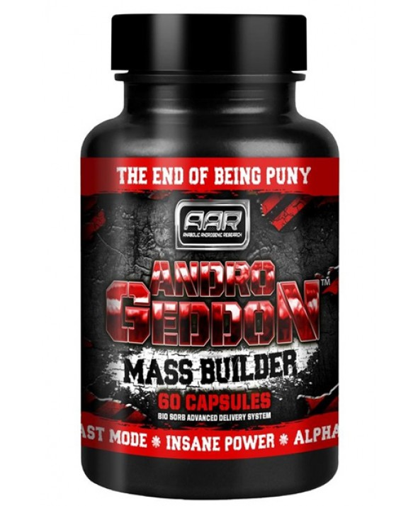 Androgeddon by AAR Anabolic Androgenic Research