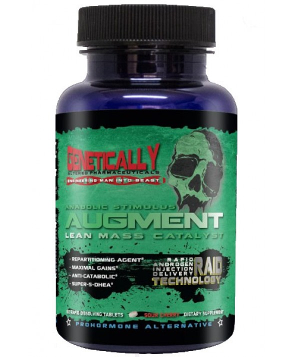 Augment by Genetically Altered Pharmaceuticals