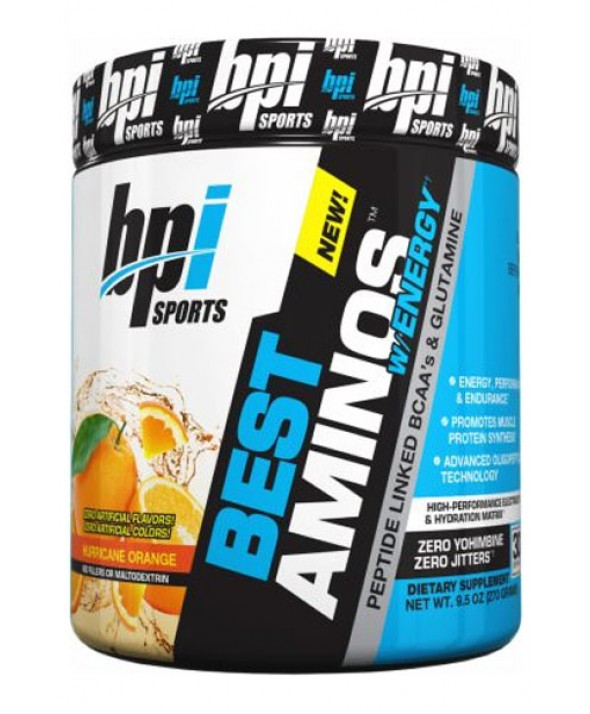 Best Aminos w/ Energy by BPI Sports