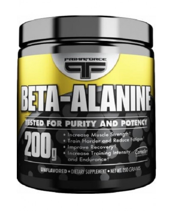 Beta-Alanine by Primaforce