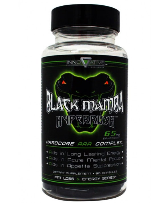 Black Mamba Hyperrush by Innovative Labs