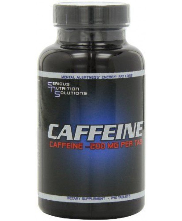 Caffeine by Serious Nutrition Solutions