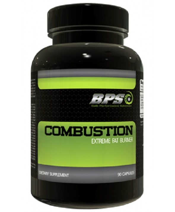 Combustion Extreme Fat Burner by BPS