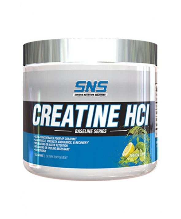 Creatine HCI by SNS