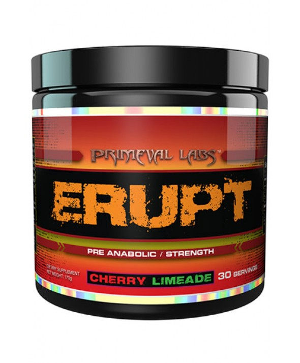 Erupt by Primeval Labs