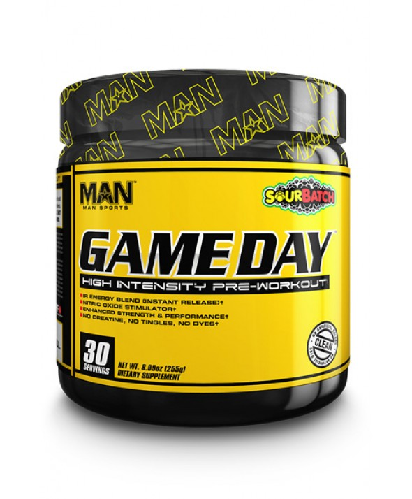 Game Day by Man Sports