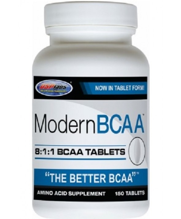 Modern BCAA Tabs by USP Labs 150 Count