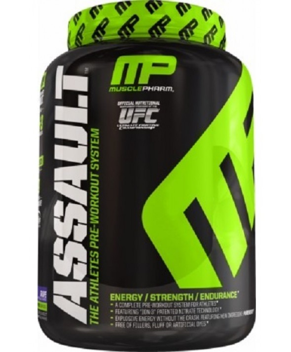 MP Assault by MusclePharm