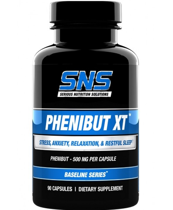 Phenibut-XT by Serious Nutrition Solutions